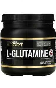 California Gold Nutrition L-グルタミン 454g