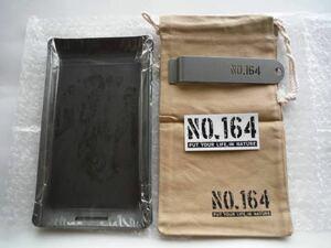【未使用】 NO.164 鉄板 4.5mm ヒロシ