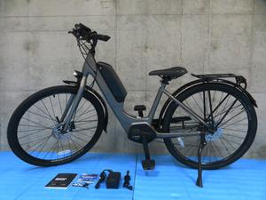 定価約30万円 Sサイズ TREK トレック Verve+2 Lowstep 電動クロスバイク 電動アシストクロスバイク 管理自転車