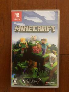 ☆新品未開封 マインクラフト Minecraft Nintendo Switch Minecraft ニンテンドースイッチ