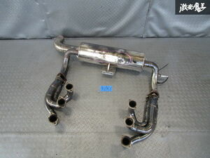 one-off goods Porsche 911 964 Carrera 3.6l NA stainless steel muffler exhaust manifold exhaust manifold EX mani immediate payment