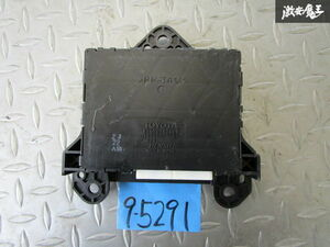 保証付 トヨタ 純正 NHW20 プリウス 平成19年 3月 エアコン アンプ ユニット 88650-47051 即納