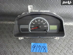 保証付 三菱純正 U61V ミニキャブ バン AT スピードメーター 計器 MM0056-013 即納 走行距離不明