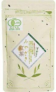 2グラム (x 30) 宮崎茶房(有機JAS認定、無農薬栽培)、有機紅茶(ティーバッグ2g×30p)、
