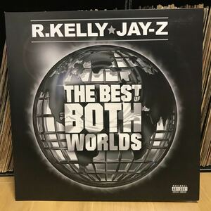THE BEST OF BOTH WORLDS / R. Kelly & Jay-Z アナログ2LP