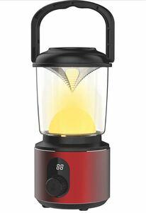 ランタン LEDランタン 充電式 昼白色 昼光色 電球色 赤色点灯 SOS