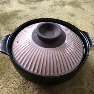 土鍋(ガス火)