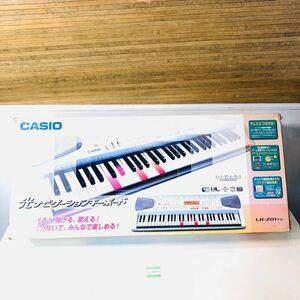【A8622】CASIO カシオ光ナビゲーションキーボード 通電OK 現状品
