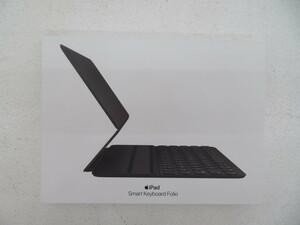 中古★APPLE アップル iPad Smart Keyboard Folio MXNK2J/A A2038 完品 11インチiPadpro第1,2世代用★KM346