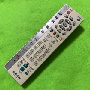 at【026762】Victor ビクター EUR7608KK0 テレビリモコン