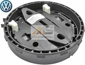 【M's】VW トゥアレグ(07y-10y)純正品 ミラーモーター 1個 (※メモリー機能無しタイプ)//正規品 ドアミラー調整用モーター