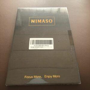 新品 任天堂スイッチ ガラスフィルム ブルーライトカット 液晶保護フィルム 強化ガラス Nimaso
