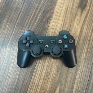 ワイヤレスコントローラー ブラック SONY PS3 DUALSHOCK3 PS3コントローラー デュアルショック3 コントローラ