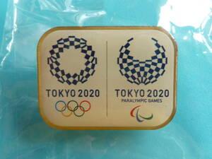 ★東京オリンピック&パラリンピック★エンブレムのピンバッジ★Tokyo2020