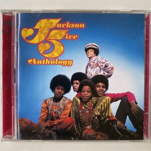 ジャクソン5 アンソロジー 2枚組CD マイケルジャクソン