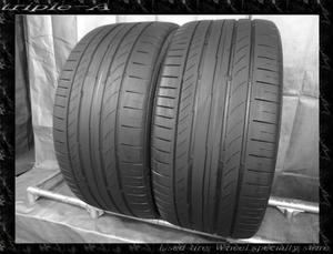 コンチネンタル Conti Sport Contact 5 SSR MOE 255/35R19 2本 【431】