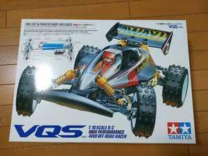 タミヤ バンキッシュ 未組立 4WD TAMIYA VQS