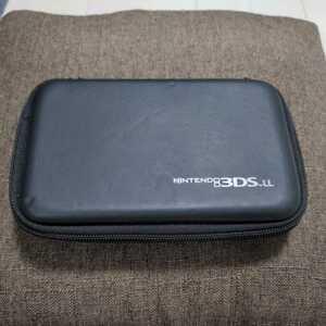 【送料無料】Newニンテンドー3DS LL ケース ブラック