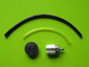ゼノア系 燃料ホースセット グロメット 燃料フィルター zenoah  リョービ 修理 整備  部品 (ゼノアセット)