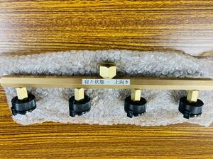 カセットガスアダプター4本タイプ