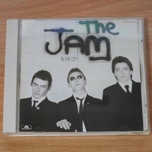 THE JAM / IN THE CITY ザ・ジャム/イン・ザ・シティ