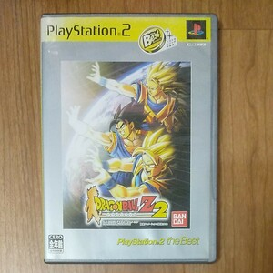 PS2ソフト ドラゴンボールZ2