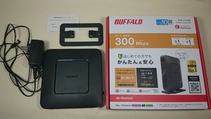 BUFFALO 無線LAN WiFiルーター WSR-300HP