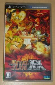 中古 PSP メタルスラッグXX SNK プレイモア METAL SLUG アクション シューティング