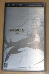 新品 DISSIDIA 012 duodecim FINAL FANTASY Chaos & Cosmos Limited ディシディア ファイナルファンタジー 同梱版 ソフトのみ