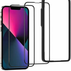 OAproda ガラスフィルム iPhone13 pro / iPhone 13 用 全面 保護 ガラス