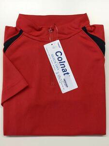 特価 TORAY コルナット 半袖ポロシャツ  クイックドライポロシャツ レッド レディース5サイズ. キッズ アウトレット 未使用