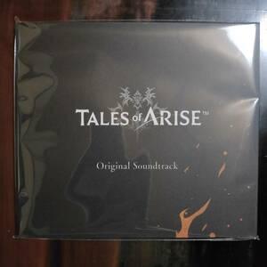 テイルズオブアライズ 限定版特典 オリジナルサウンドトラックCD サントラ テイルズ オブ アライズ Tales of ARISE PS4 PS5