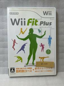 Wii046-Wii Fit Plus