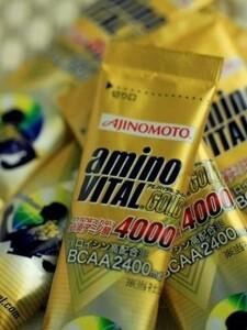 ★お試し6本セット★ AJINOMOTO 味の素 アミノバイタルゴールド amino VITAL GOLD 顆粒スティック4.7g×6本 スポーツ栄養科学から生まれた