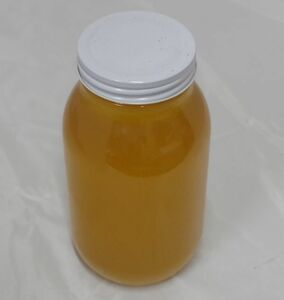 生産量日本一 長野県産100%純粋 天然はちみつ トチ蜂蜜1200g(3)