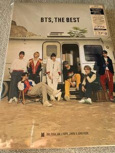 BTS THE BEST FC限定盤 ファンクラブ アルバム
