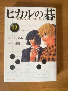 ヒカルの碁 12 文庫本