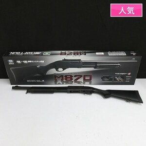 mC026d [人気] 東京マルイ ガスショットガン レミントン M870 タクティカル   ホビー K