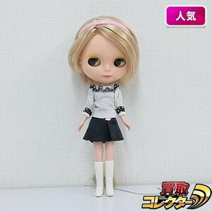 mY891a [人気] タカラ カスタムブライス 金髪ショート | ドール L