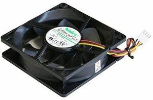 Nidec UltraFlo デスクトップ冷却ファンT92T12MS4A7-57 J57 12V 0.36A 92*92*25mm