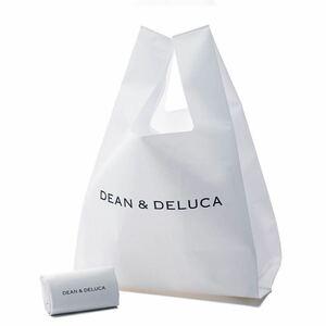 DEAN&DELUCA ミニマムエコバッグ ホワイト ディーン&デルーカ