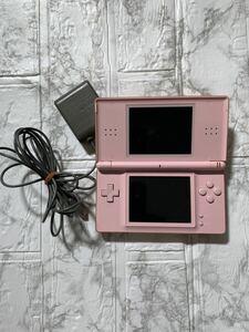 ニンテンドーDS ピンク (ジャンク品)