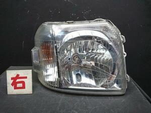バモスホビオ ABA-HM3 右ライト・右ヘッドランプ・ヘッドライト 17/12~ コイト 023581
