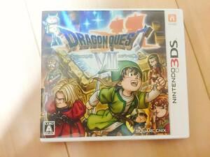 【送料無料】3DS ドラクエ 7 ドラゴンクエスト Ⅶ