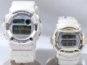CASIO カシオ G‐SHOCK ラバーズコレクション White memories 1998 ペガサスとユニコーン 腕時計 2021年3月バッテリー交換済 店舗受取可