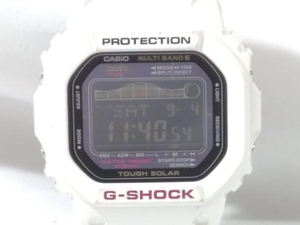 CASIO カシオ G‐SHOCK G-LIDE GWX-5600B 電波ソーラー 腕時計 店舗受取可