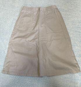 エヘカソポ タイトスカート ひざ丈スカート