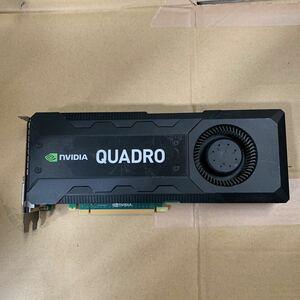 NVIDIA グラフィックボード QUADRO K5200 GDDR5