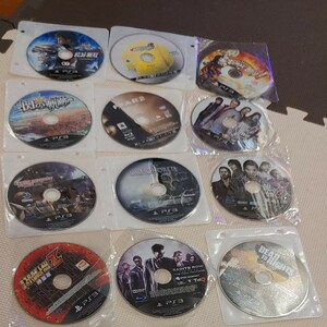 PS3ソフト 12セット
