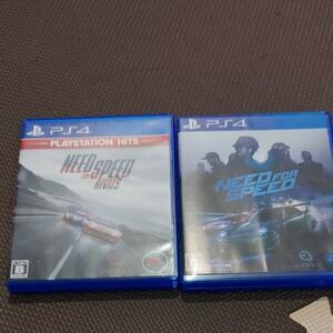 ニード・フォー・スピードライバルズ  PS4 PS4ソフトセット